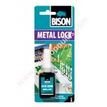 Κόλλα Σπειρωμάτων Bison Metal Lock 66473