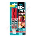 Κόλλα Bison Epoxy 5 Minutes 66638