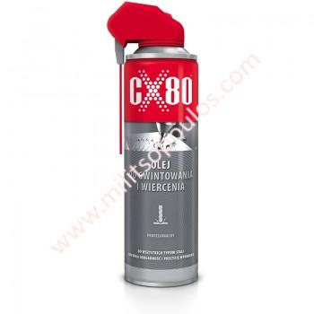 Σπρέι Λάδι Κοπής CX-80 500ml E02819