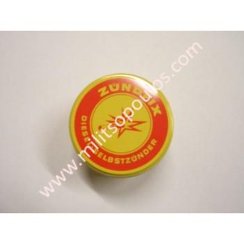 Φυτίλια Προθέρμανσης Zundfix 7mm