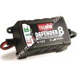 Φορτιστής Μπαταριών Telwin Defender 8 6-12V