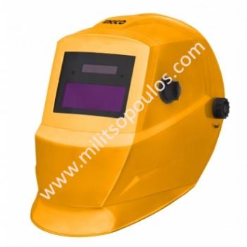 Μάσκα Ηλεκτρονική Ingco AHM006
