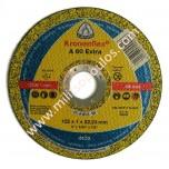 Δίσκος Κοπής Μετάλλων Kronenflex 125*1*22.23