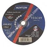 Δίσκος Κοπής Μετάλλου Norton 230x2x22,23
