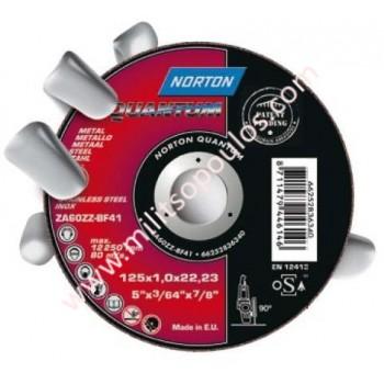 Δίσκος Κοπής Μετάλλου Quantum 125x1x22,23