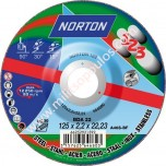Δίσκος Κοπής Μετάλλου Norton (123) 115x2,2χ22,23