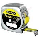 Μέτρα Stanley Powerlock Κέλυφος ABS 8m