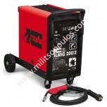 Ηλεκτροκόλληση Σύρματος Telwin Telmig 200-2 Turbo