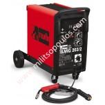 Ηλεκτροκόλληση Σύρματος Telwin Telmig 203-2 Turbo