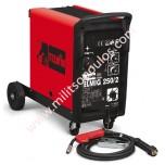 Ηλεκτροκόλληση Σύρματος Telwin Telmig 250-2 Turbo